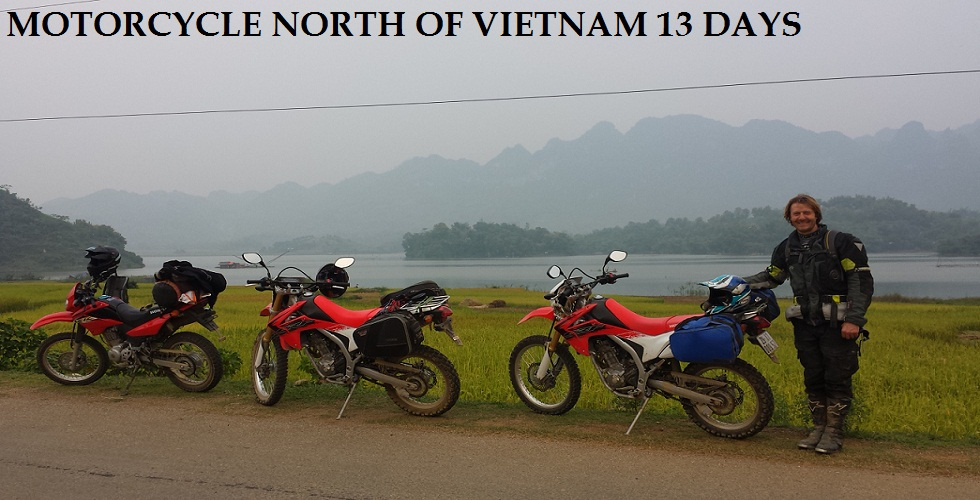 MOTORCYCLE NORTH OF VIETNAM 13 DAYS