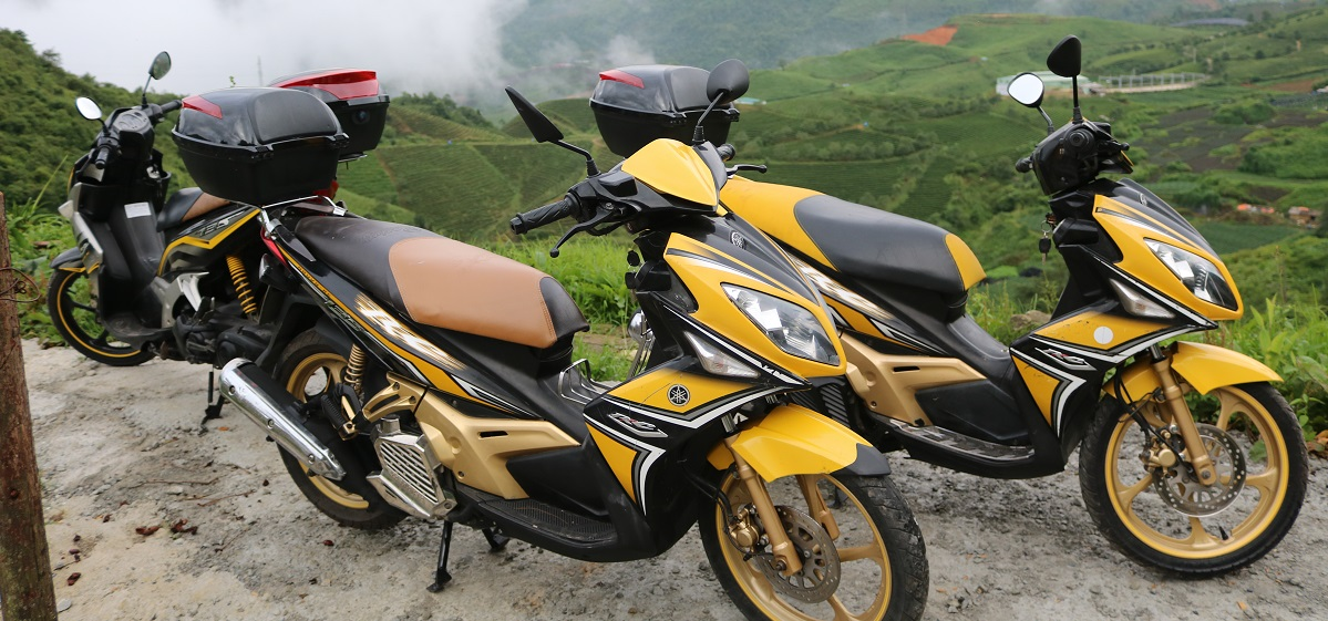 sapa motorbike for rent